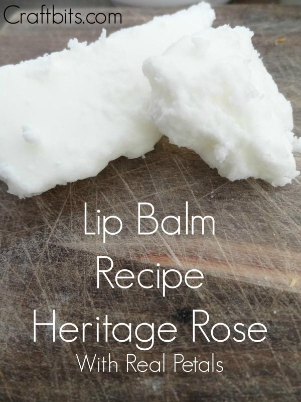 Lip Balm – Heritage Rose