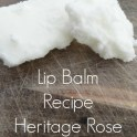 Lip Balm - Heritage Rose