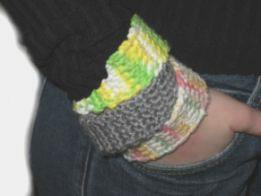 Utterly Easy Crochet Bracelet