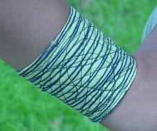Easy Fabric Cuff