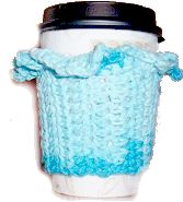 Coffee Cup Cozies: Crochet Pattern