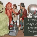 Charity Pattern: Dr Who Jelly Baby