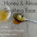 Face Mask - Honey & Almond