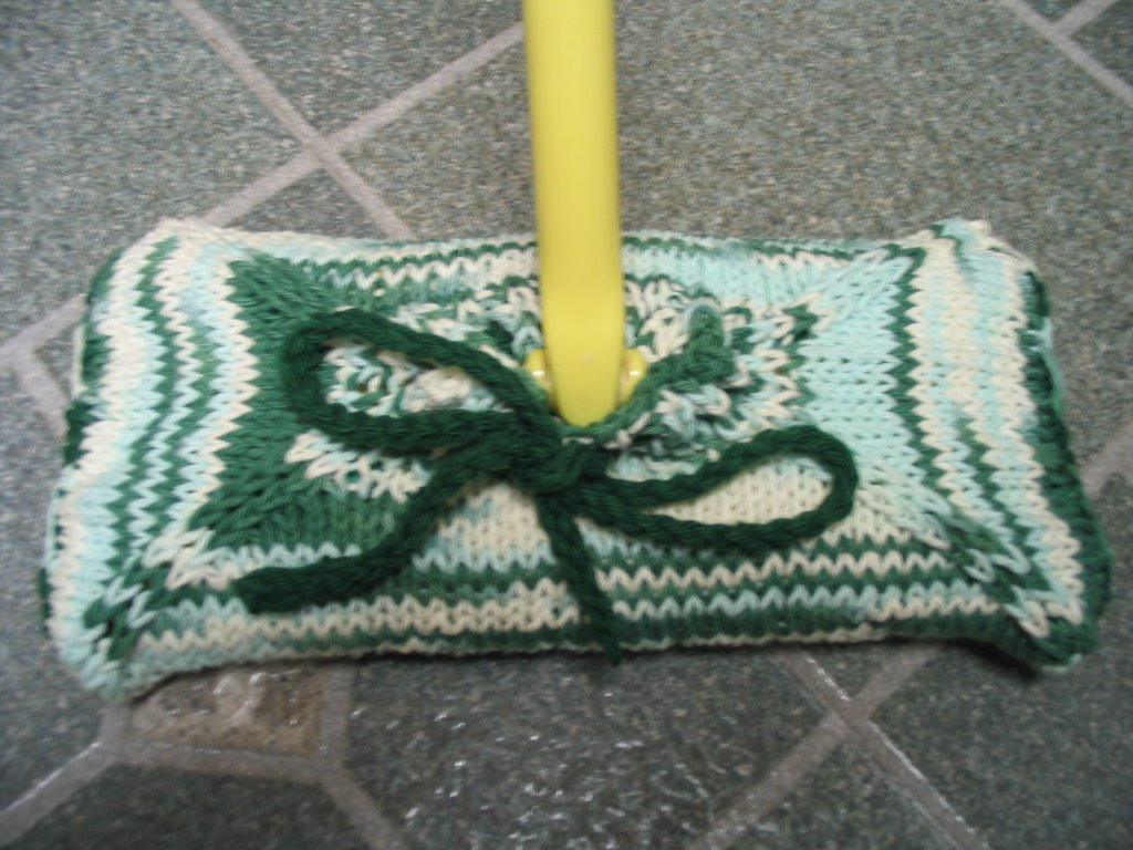Knit A Mop Cover