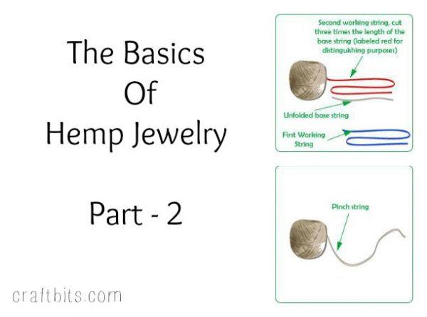 The Basics Of Hemp Jewelry – Continued
