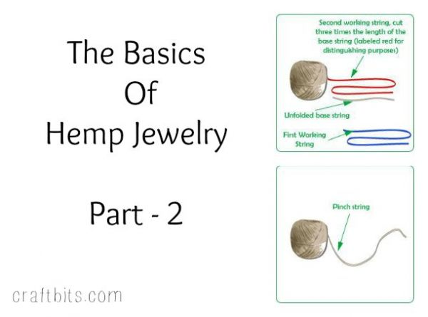 The Basics Of Hemp Jewelry – Continued