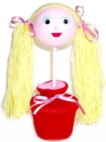 Cartoon Doll Topiary
