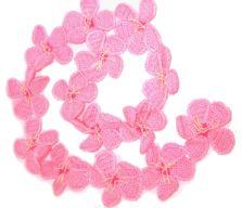 Crochet Scarf – Cherry Blossoms