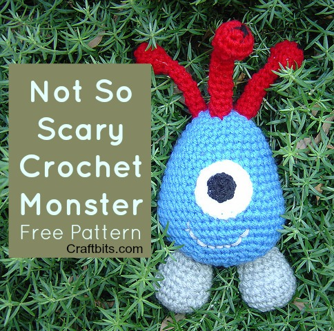 Mini-Monster: 20 Amigurumi-Monster zum Selberhäkeln: Amazon.de ... | 480x484