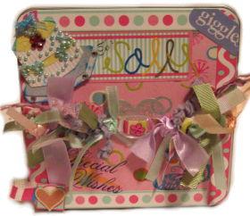 Altered Tin – CD Gift Box