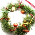 Flower Beads Wreath