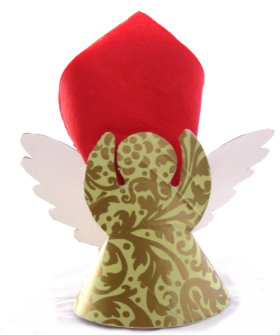 Napkin Holder – Paper Angel