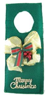 Felt Christmas Door Hanger