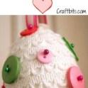 Gorgeous DIY Egg Tree Ornament