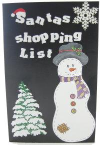 Santa's Hint List – Husband Style