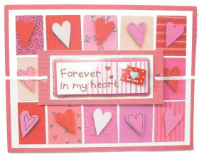Valentines Card – Forever In My Heart