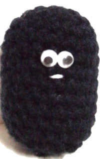 Little Black Jelly Bean
