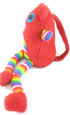 Adorable Monster Soft Toy Pattern
