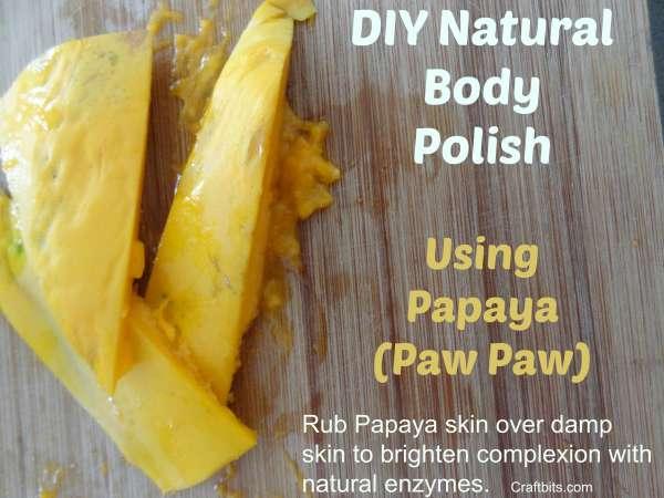 Papaya Body Polish