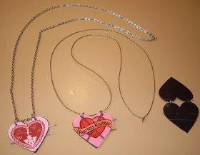 Necklace Needle Holder