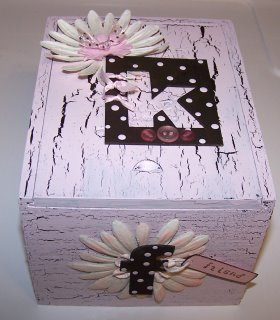 Altered Cigar Box