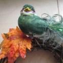 Fall Bird Wreath
