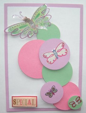Cardmaking Idea – Special Butterfly