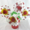 Mother's Day Craft: Cupcake Wrapper Flowers