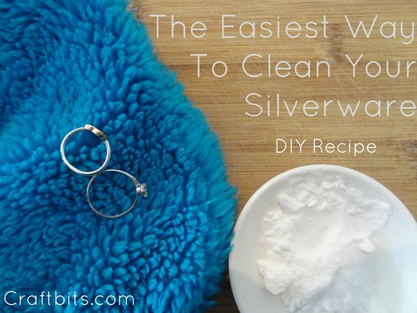 Homemade Silver Cleaner