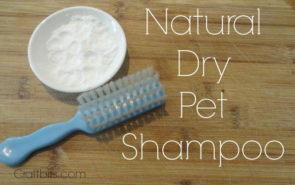 Dry Pet Shampoo