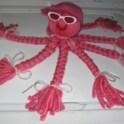 Scrap Yarn Octopus