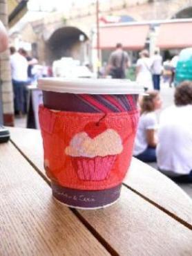 Take Away Coffee Cup Sleeve