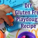Gluten Free Playdough