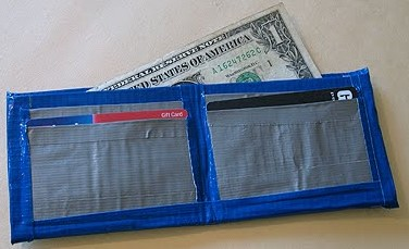 Duct-Tape Wallet