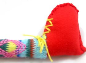 penelope pyramid shoe