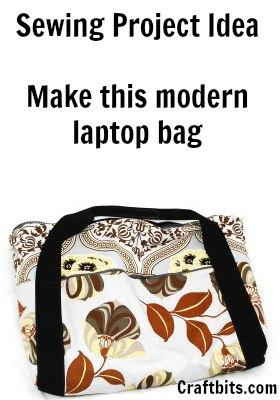 Modern Laptop Bag