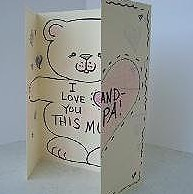 Cardmaking Idea – Bear Hugs