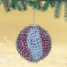 Tree Ornament – Sparkle Sequins