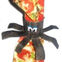 Spider Napkin Ring Using A Toilet Roll