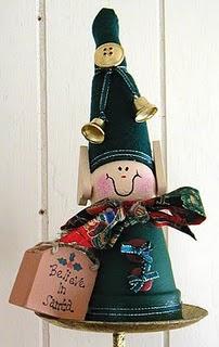 Clay Pot Elf
