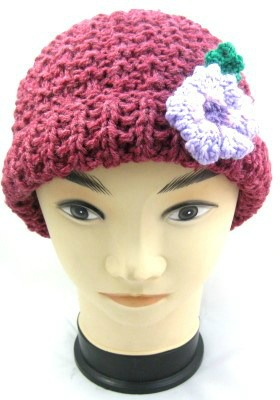 Charity Pattern: Adult Sized Knitted Beanie