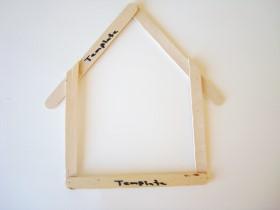 stick house