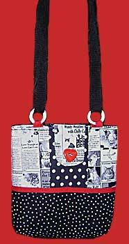 Handbag – Cutie Pootie Pattern
