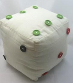 Admirable Giant Button Play Dice Craftbits Com Evergreenethics Interior Chair Design Evergreenethicsorg