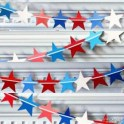 Fourth of July Star Spangled (Paint Chip) Banner