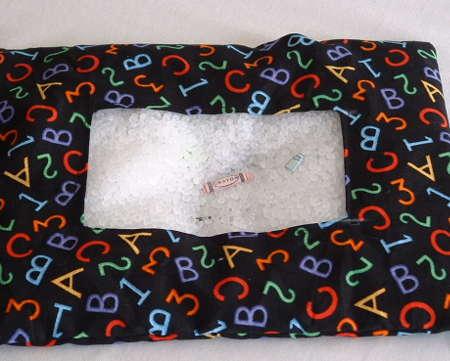puzzle - pillow