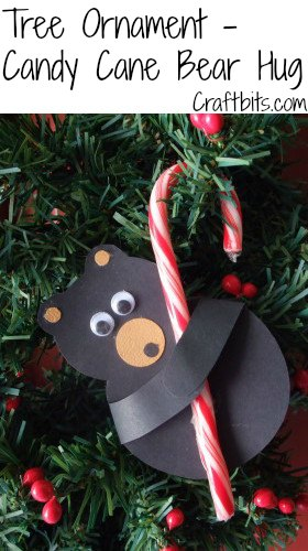 Bear-tree-ornament