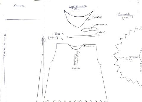 Make A Elf Doll Using Fabric — CraftBits.com