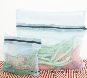 Reusable Net Food Bags