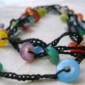 Crochet Multi-Wear Necklace